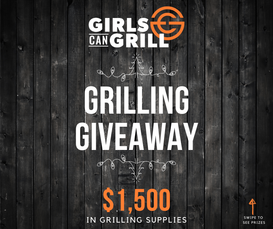 Grilling Giveaway ,500 in prizes