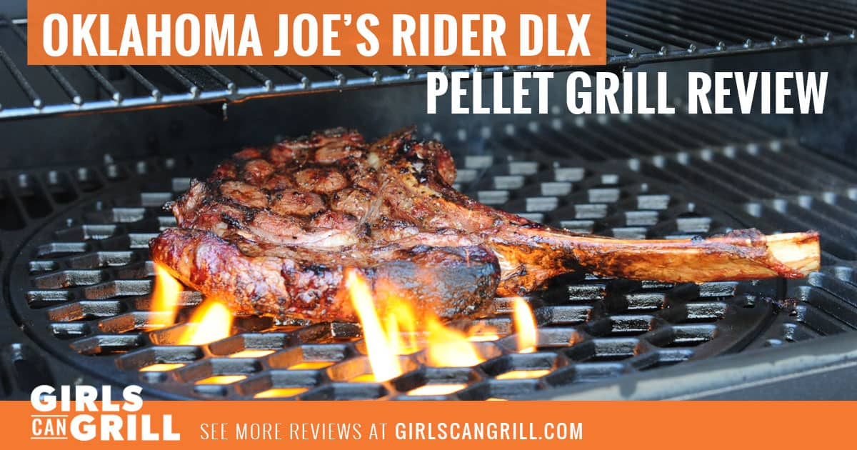 Oklahoma Joe S Rider Dlx Pellet Grill Review Girls Can Grill,Shortbread Cookies With Jam