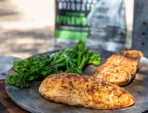 The Juiciest Grilled Chicken Breast