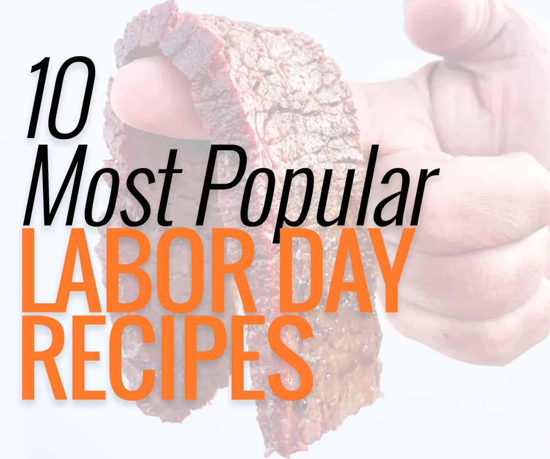 labor day recipes